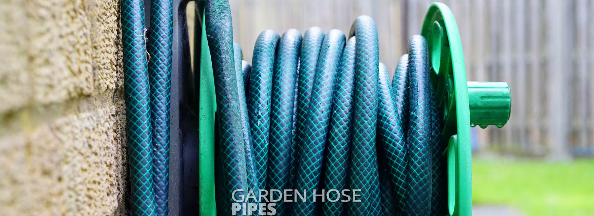 Garden Hose Pipes from Captain Pipes Ltd.