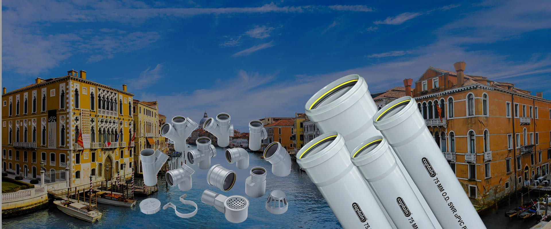 SWR Pipes & Fittings, Extra stronger and long lasting, free from chemical & corrosion resistance, light in weight, resistance to UV degradation and cost effective