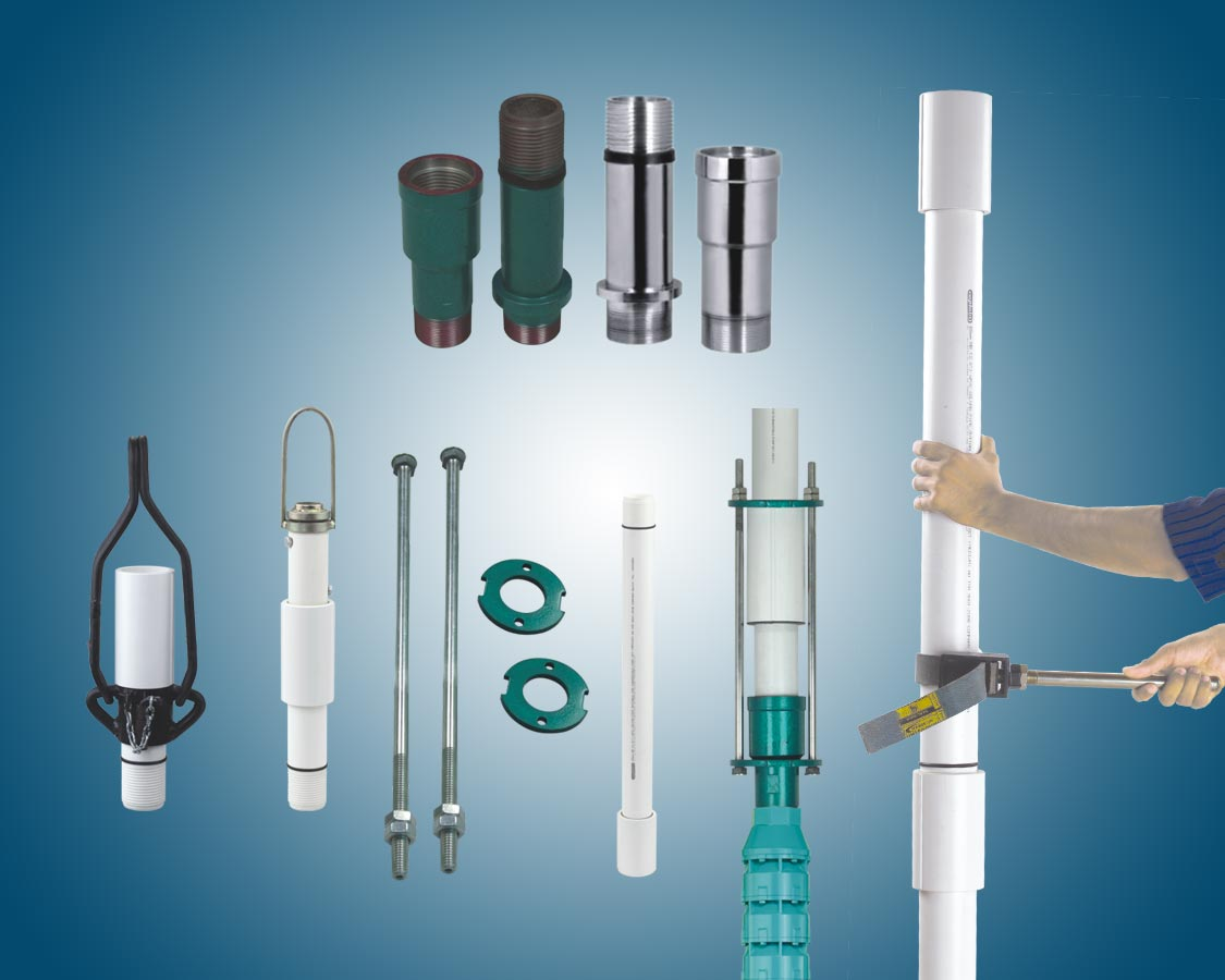 /uPVC Column Pipe Accessories