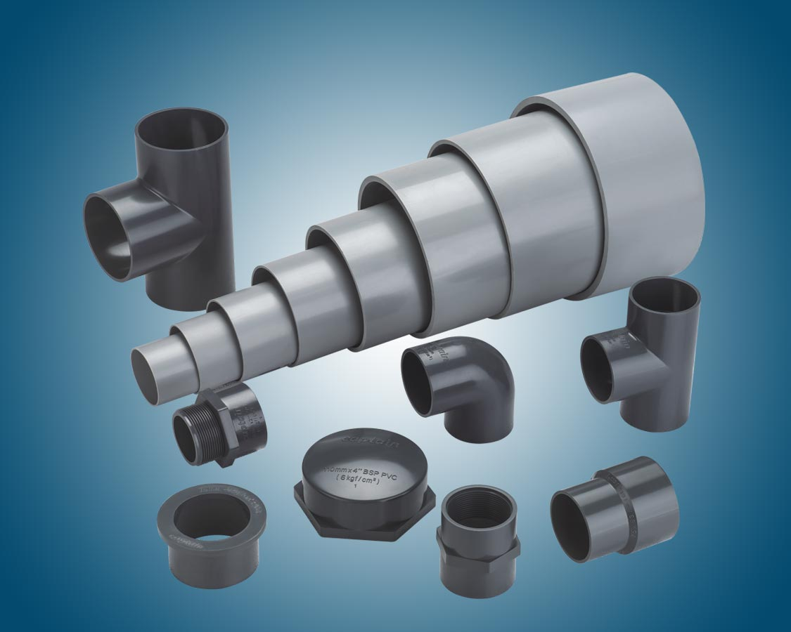 /uPVC Pressure Pipes Fittings